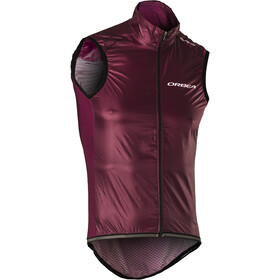 ORBEA Windbreaker SS19 Gilet Hombre, vineyard wine